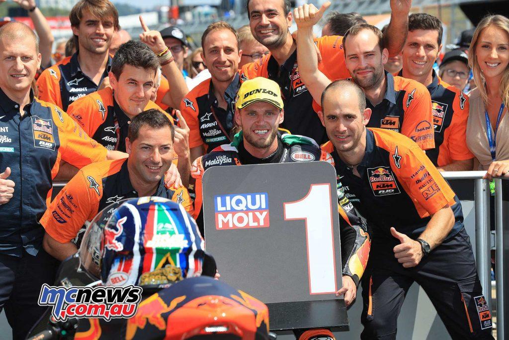 MotoGP Sachsenring Moto Binder Celebrate