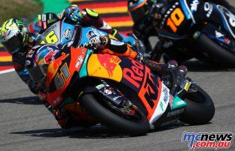 MotoGP Sachsenring Moto Binder GP AN