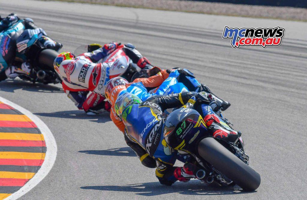MotoGP Sachsenring Moto Gardner