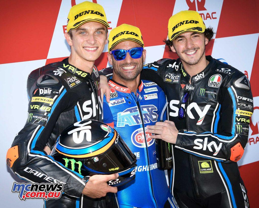 MotoGP Sachsenring Moto QP