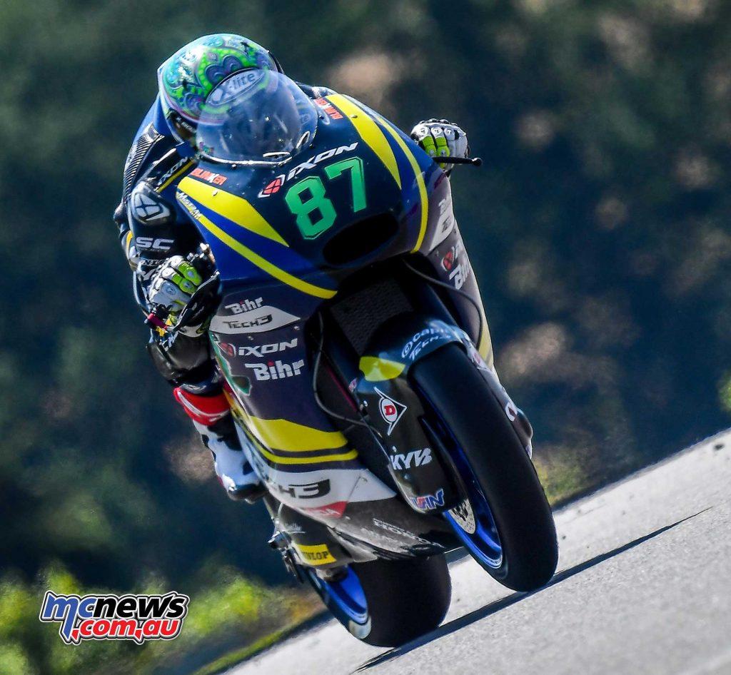 MotoGP Sachsenring Moto QP Garder