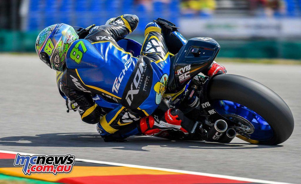 MotoGP Sachsenring Moto Remy Gardner