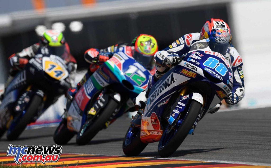 MotoGP Sachsenring Moto Martin
