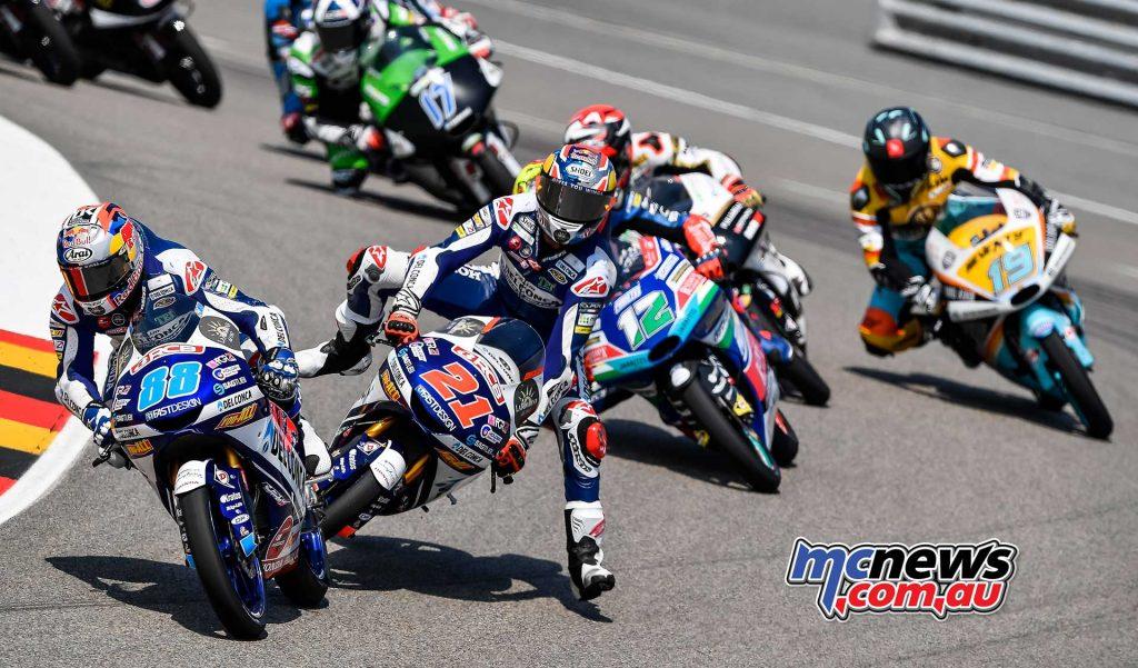 MotoGP Sachsenring Moto Martin DiGiannantonio