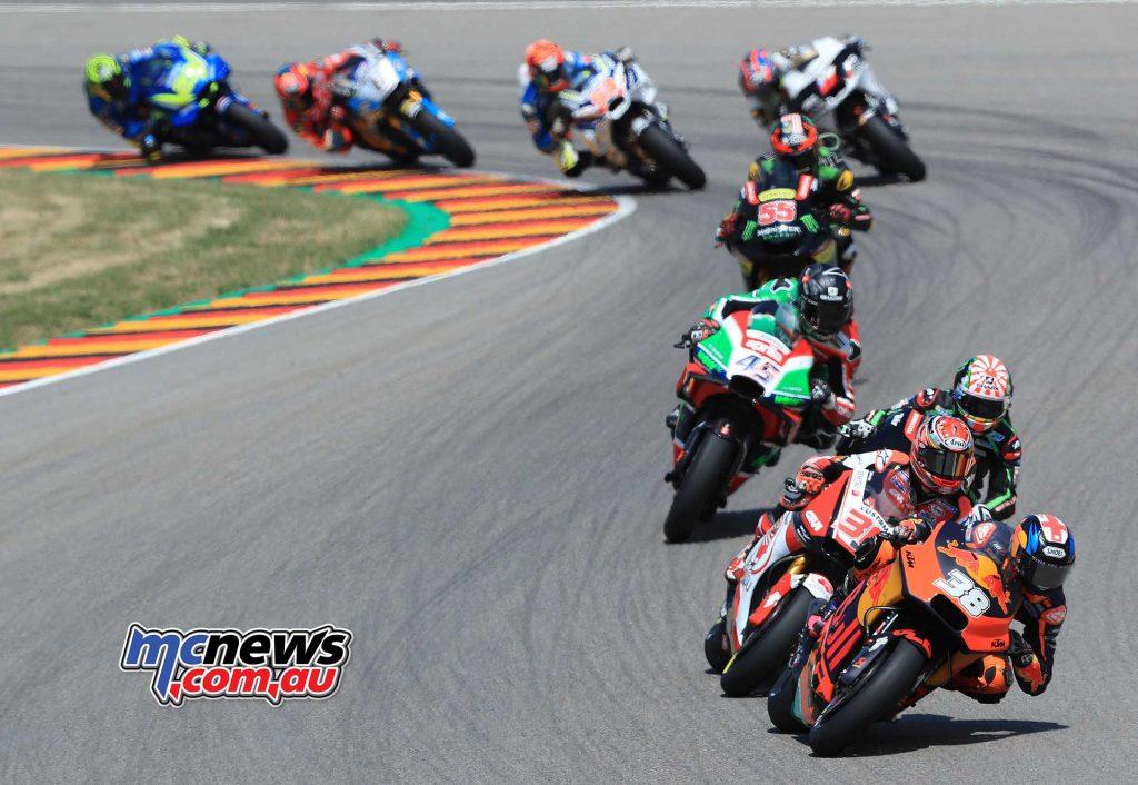 MotoGP Sachsenring Smith Nakagami