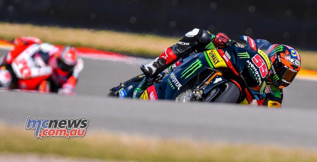 MotoGP Sachsenring Syahrin