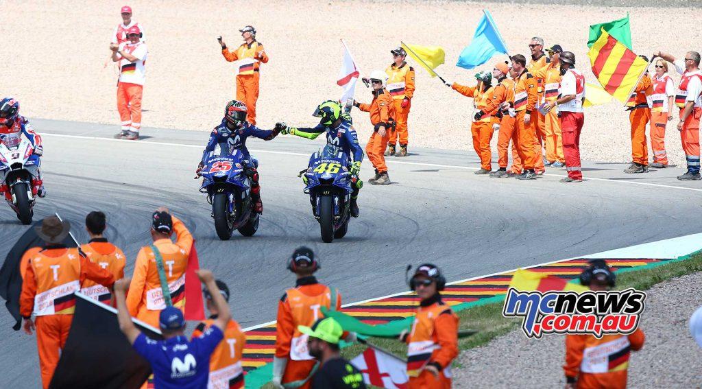 MotoGP Sachsenring VinRossi GP AN