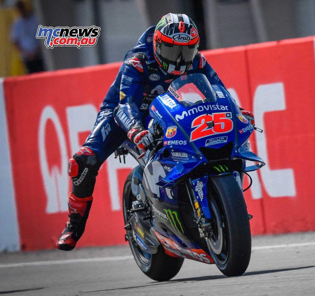 MotoGP Sachsenring Vinales