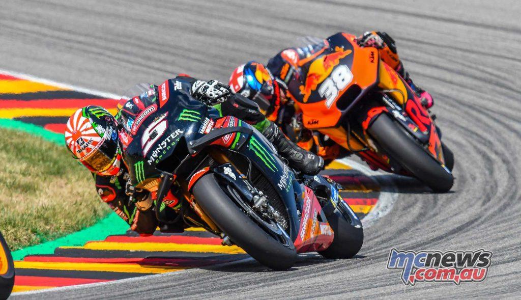 MotoGP Sachsenring Zarco Smith