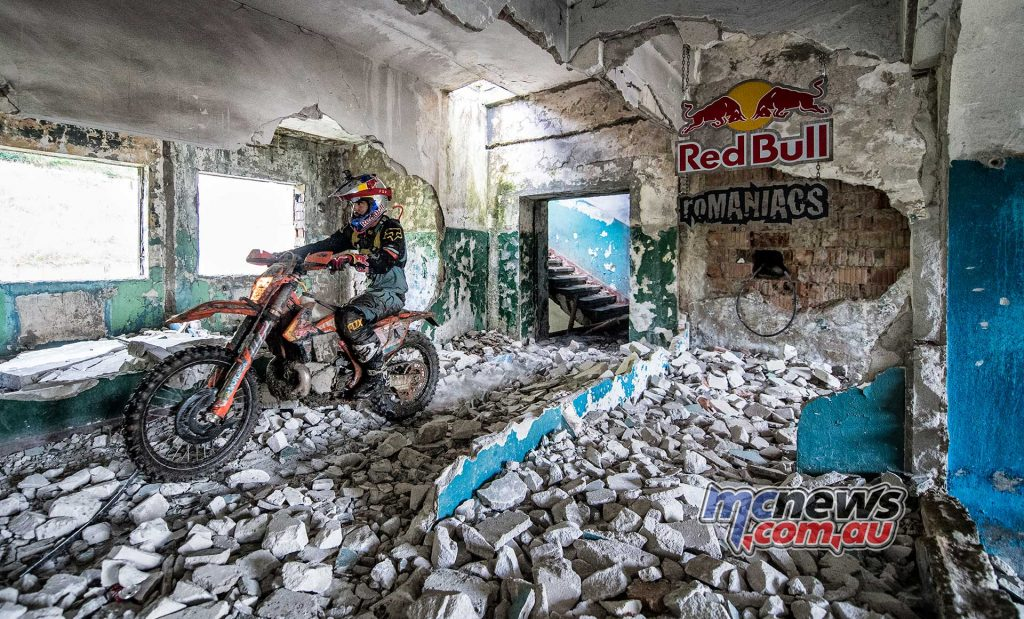 Red Bull Romaniacs Day Manuel Lettenbichler