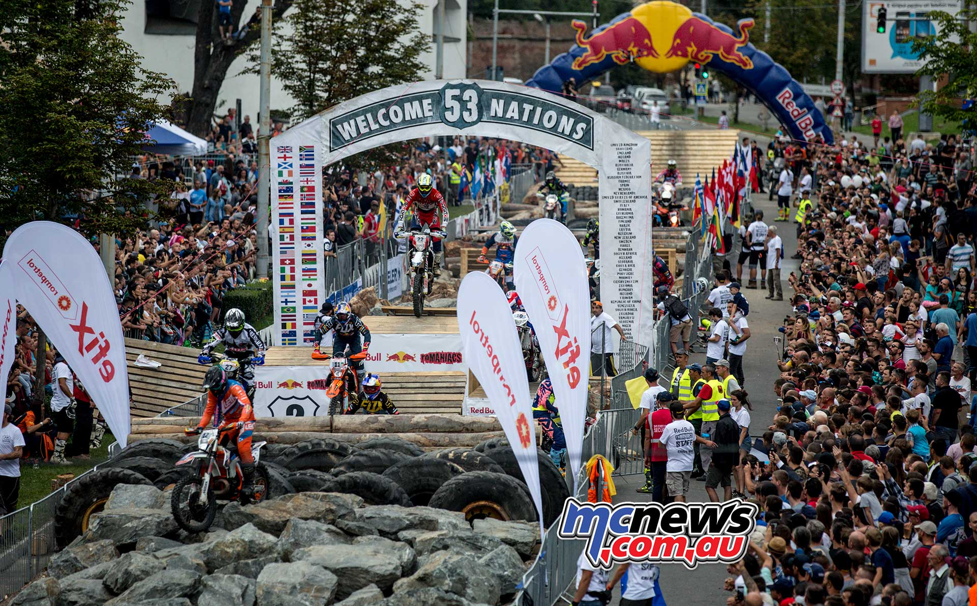 Red Bull Romaniacs Prologue