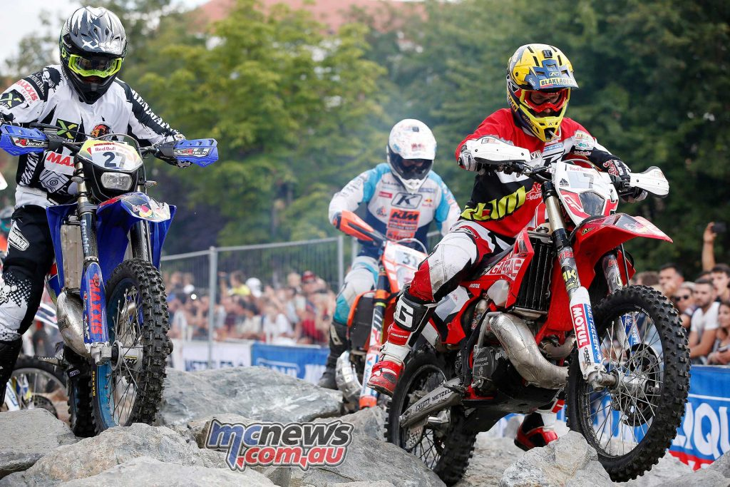 Red Bull Romaniacs Prologue Lars Enockl