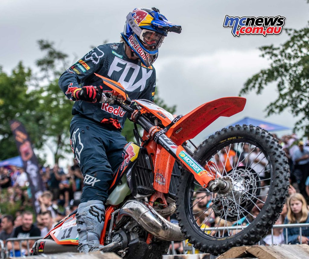 Red Bull Romaniacs Prologue Tady Blazusiak