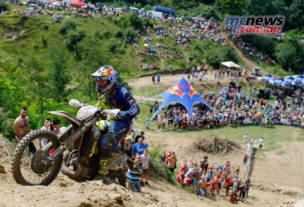 Red Bull Romaniacs Winner Young