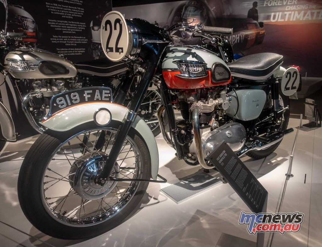 Triumph Factory Experience T