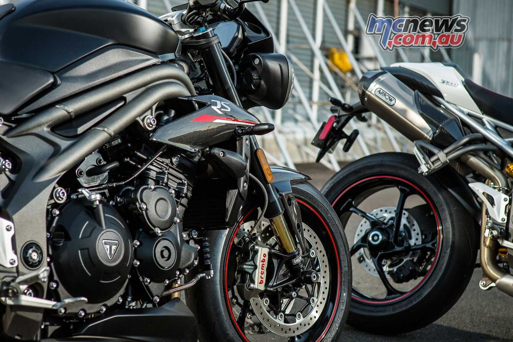 Triumph Speed Triple RS Carbon