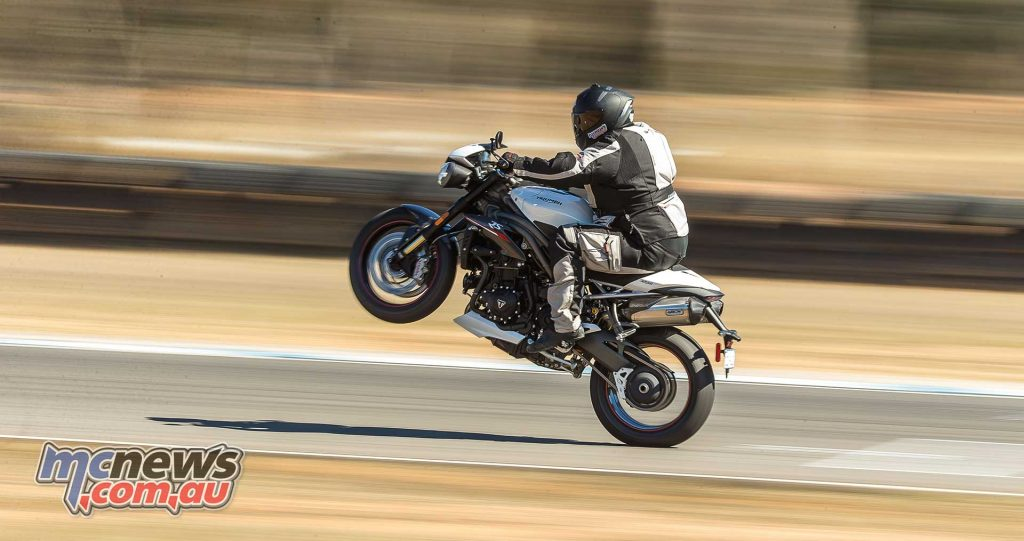 Triumph Speed Triple RS Trev