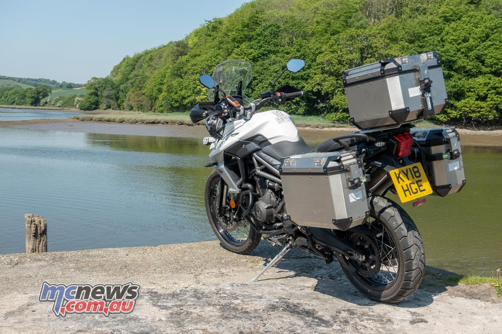 Triumph Tiger XCa Torpoint