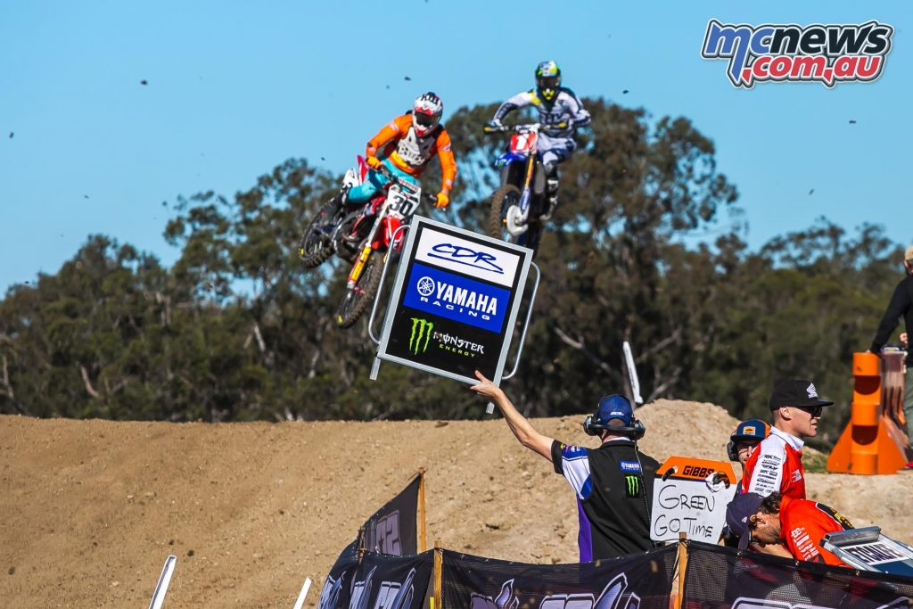mx nationals ranch mx saturday practice mx cdr ferris pitboard ImageByScottya