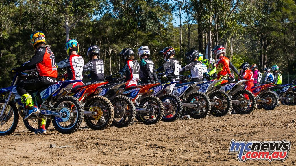 mx nationals ranch mx saturday practice mxd startline waiting ImageByScottya