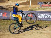 mx nationals ranch mx saturday practice wheelie ImageByScottya