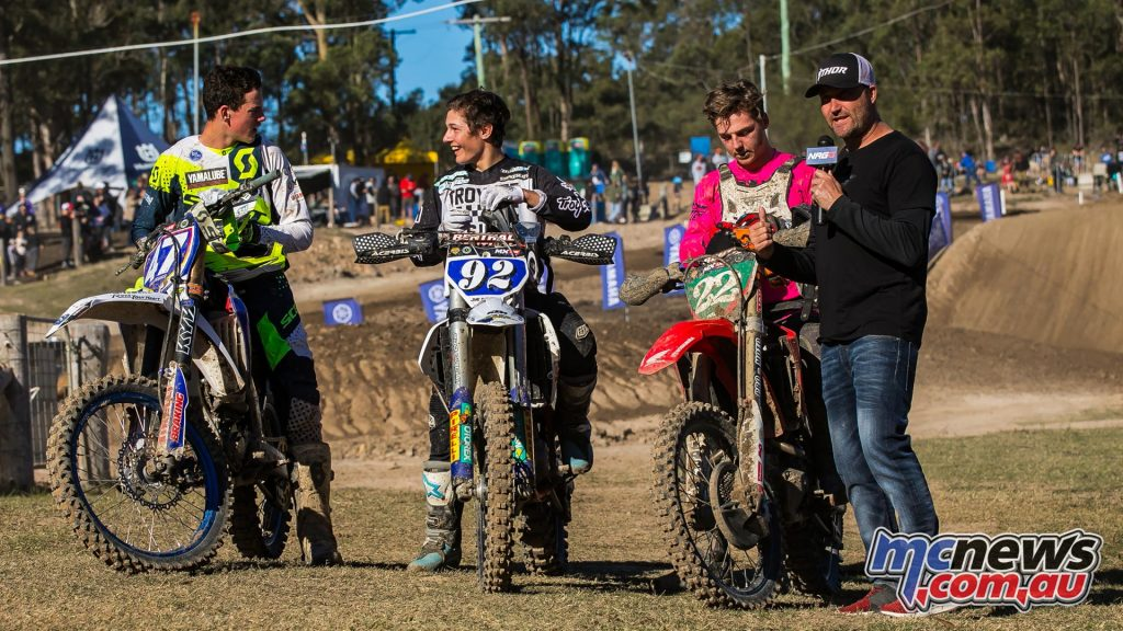 mx nationals round mxd winners top three ImageByScottya
