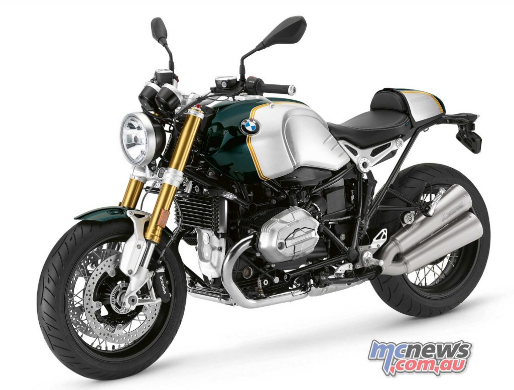 2019 BMW R nineT model line-up and changes | MCNews.com.au