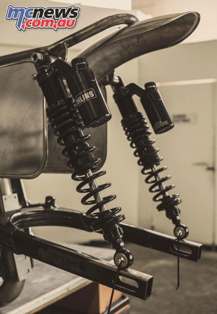 Anvil Motociclette Shrimp Indian Scout Sixty