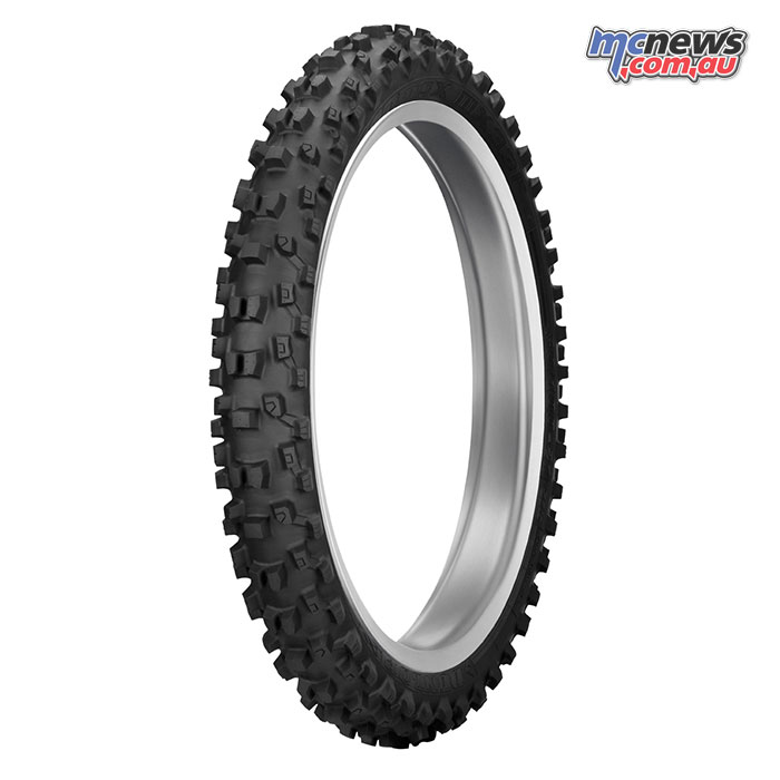 Dunlop Geomax Front MX