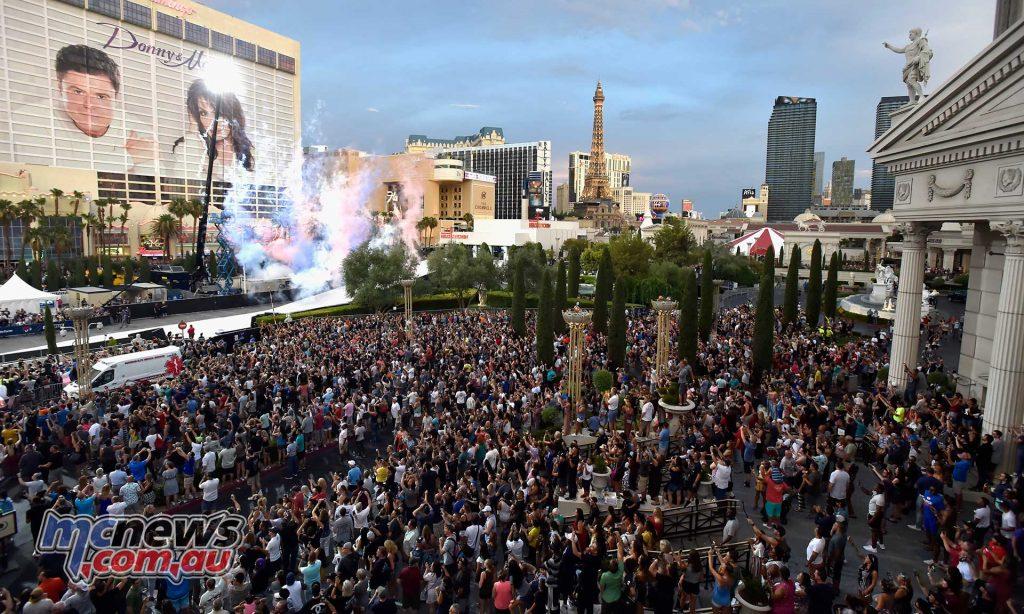 Evel Knievel Pastrana Vegas