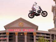 Evel Knievel Pastrana Vegas Caesars Palace