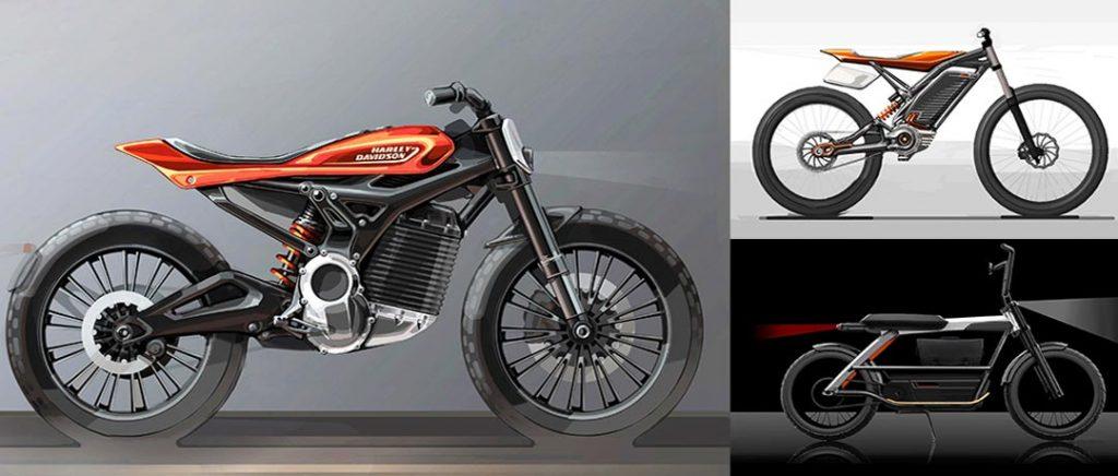 Harley Davidson New Roads EV images