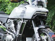 Harley Davidson Pan America Announce