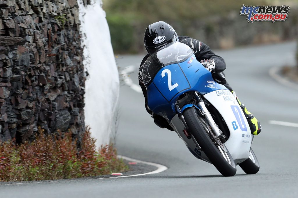 IoM Classic TT Preview Alan Oversby