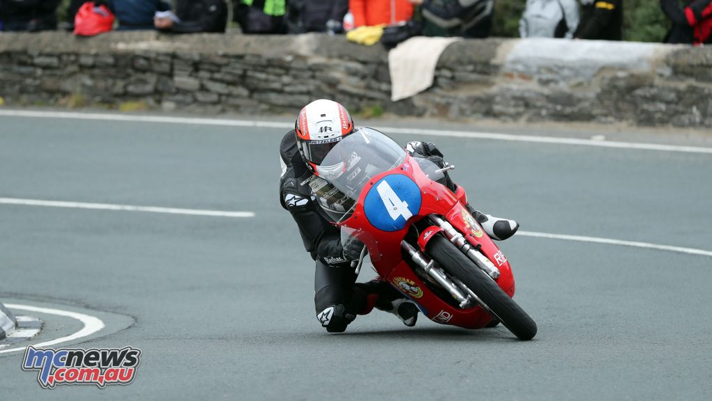 IoM Classic TT Preview Michael Rutter