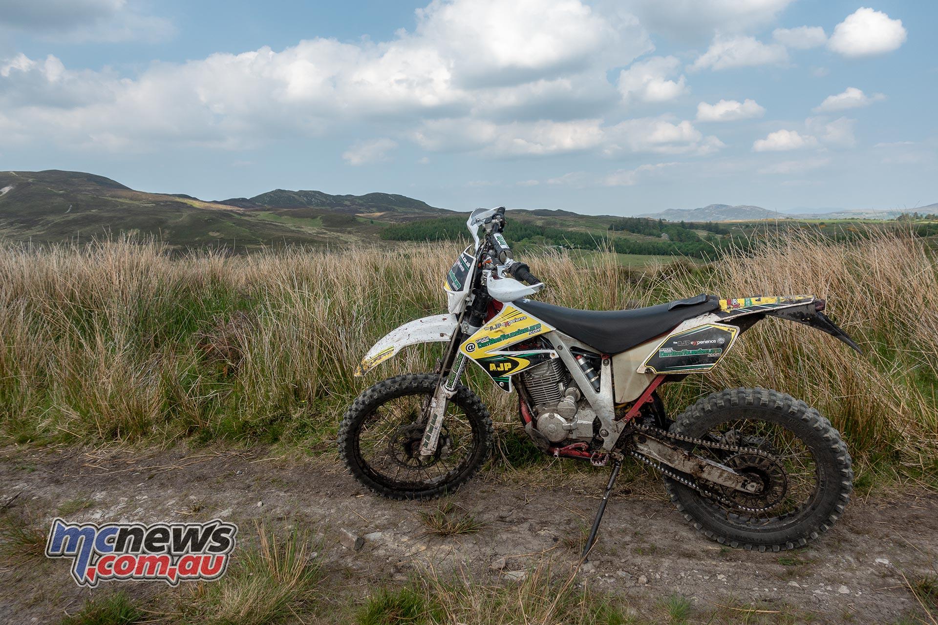 Dirt Bike Tours Ireland | Trev's TT Trip Part Six | MCNews