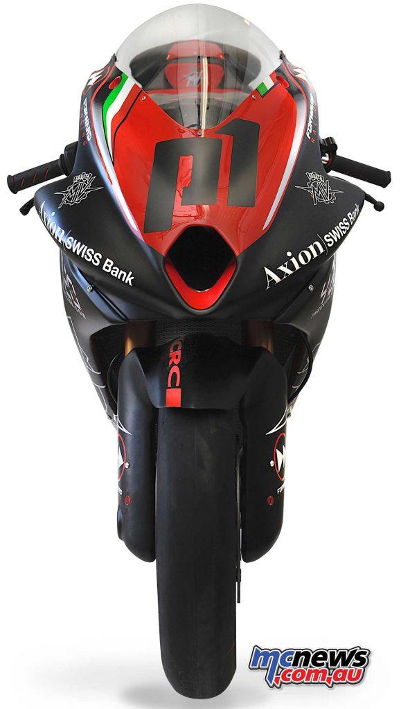 MV Agusta Moto Prototype Forward