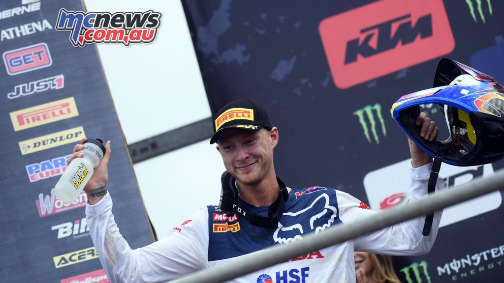 MXGP Indonesia MX Vlaanderen podium