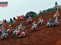 MXGP Indonesia MX Cairoli Herlings start
