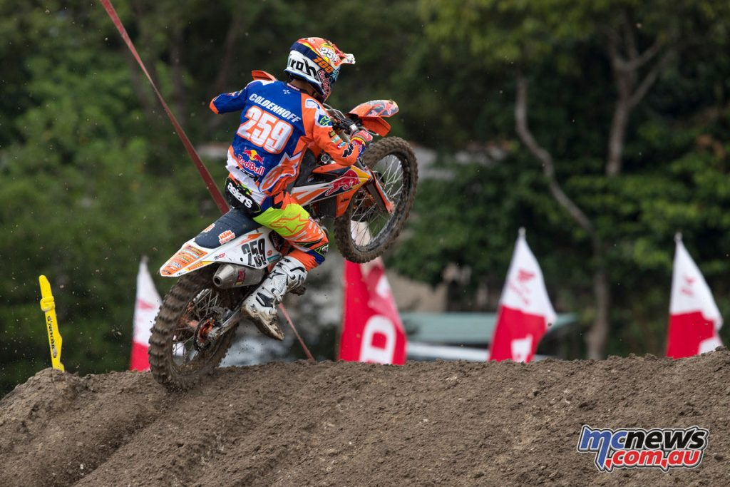 MXGP Rnd Indonesia Glenn Coldenhoff RA