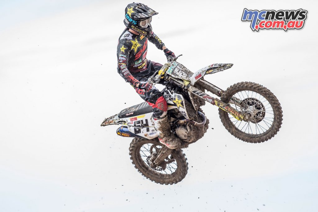 MXGP Rnd Indonesia Thomas Covington