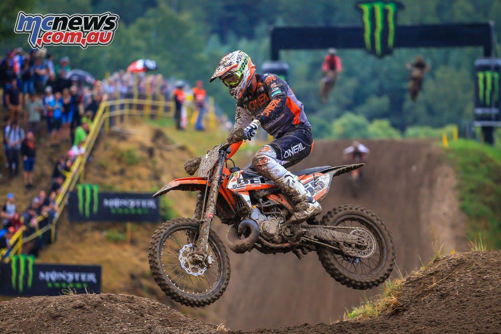 MXGP Rnd Czech EMX Mike Kras