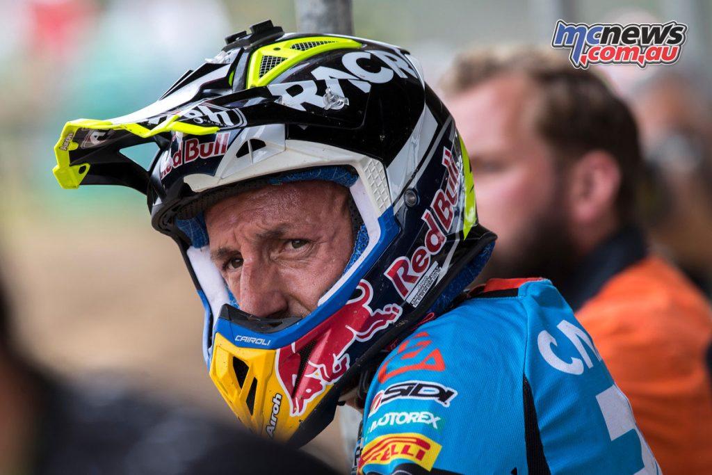 MXGP Rnd Czech Tony Cairoli RA