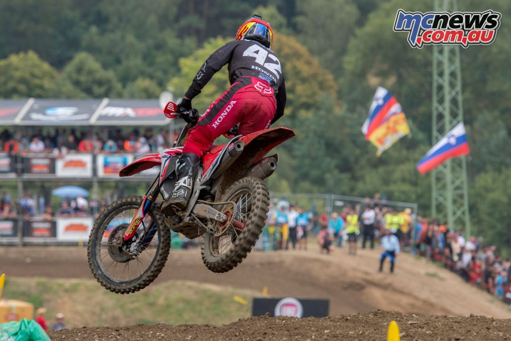 MXGP Rnd Czech Waters bybavo