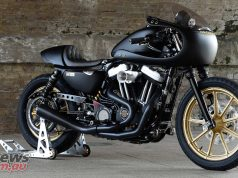 Morgan And Wacker Harley Custom Charlie Stockwell