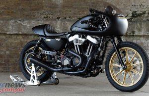 Morgan And Wacker Harley Custom Charlie Stockwell