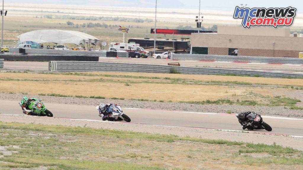 MotoAmerica Rnd Utah STK BJN