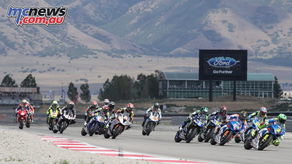 MotoAmerica Rnd Utah Superbike Saturday