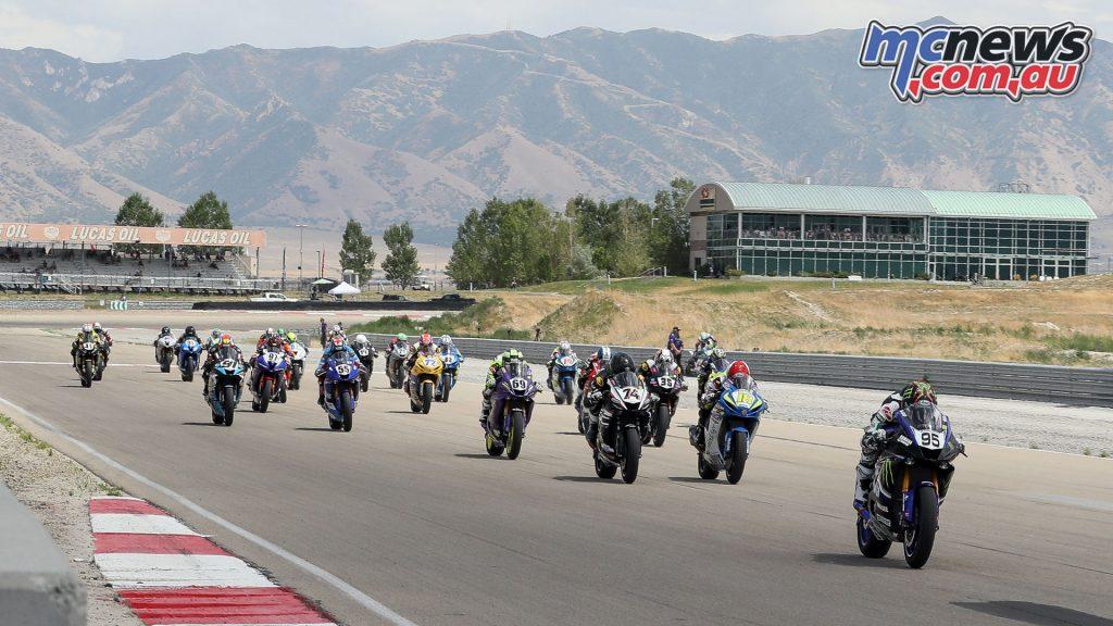 MotoAmerica Rnd Utah Supersport Sat BJN