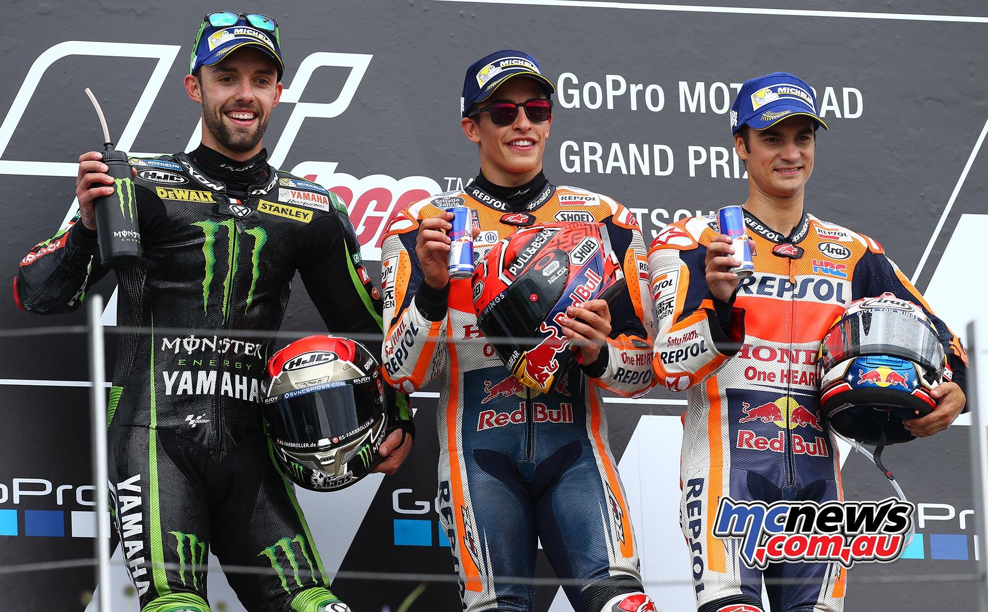 MotoGP Rnd Sachsenring GPpod GP AN